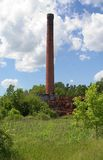 Brick Chimney Stock Photos