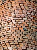 Brick chimney Royalty Free Stock Images