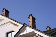 Brick chimney Royalty Free Stock Image