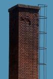 Brick chimney Royalty Free Stock Photography