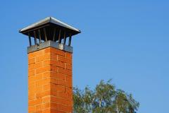Brick chimney Stock Images