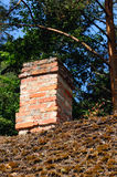 Brick chimney Royalty Free Stock Photography