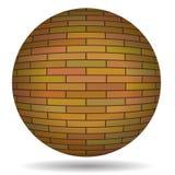 Brick Circle Royalty Free Stock Images
