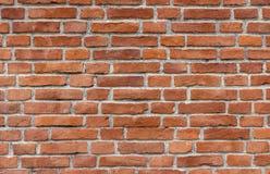Brick clay wall royalty free stock image