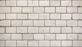 Brick clinker wall background Royalty Free Stock Image