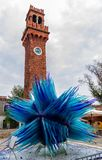 Murano Tower Stock Photo