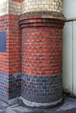 Brick Column Royalty Free Stock Images