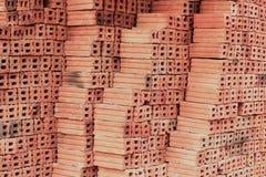 Brick construction Royalty Free Stock Photos