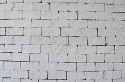Brick for construction work. Decoration, wallpaper, home screen or interior design Stock Images