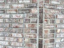 Brick corner Stock Photography