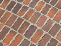 Brick in country style Stock Images