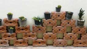 Brick decoration Royalty Free Stock Photography