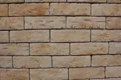 brick dekoracyjna Zdjęcia Stock