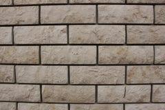 brick dekoracyjna Zdjęcia Royalty Free
