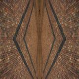 Brick design. An Abstract/ background brick design Stock Photography