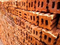 Brick Dimension Stock Photo