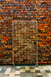Brick Door Royalty Free Stock Image