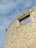 Brick edifice. Old brick edifice Stock Photography