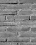 Brick-encased wall - background Stock Photo