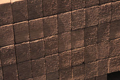 Brick Ends Stock Images