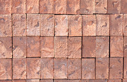 Brick Ends Royalty Free Stock Photo