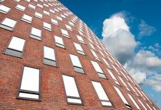 Brick facade Royalty Free Stock Photo