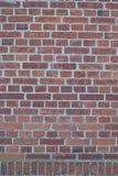 Brick facade Royalty Free Stock Photography