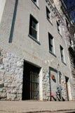 Brick Facade Stock Image