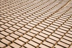Brick factory Royalty Free Stock Photo