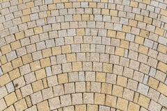 Brick Floor or wall Stock Photography