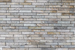 Brick Floor or wall Royalty Free Stock Photo