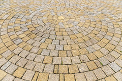 Brick Floor or wall Royalty Free Stock Image