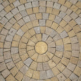 Brick Floor or wall Stock Image