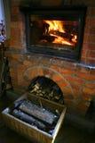 Brick furnace Royalty Free Stock Photos