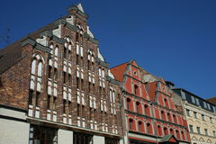 Brick Gothic Stock Images
