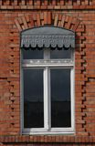 Brick Gothic Window Royalty Free Stock Image