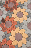 Brick on ground Royalty Free Stock Image