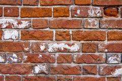 Brick grunge red wall. Masonry texture Royalty Free Stock Photography