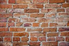 Brick grunge red wall. Masonry texture Stock Photos
