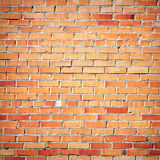Brick grunge wall background Stock Photography