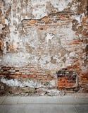 Brick grunge wall background Royalty Free Stock Photo