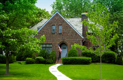 Free Brick House Stock Photography - 149002