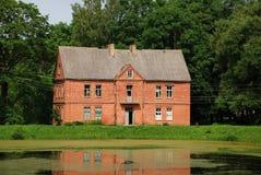 Brick House royalty free stock photo