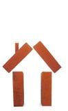 Brick house Stock Photo