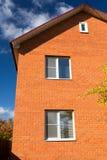 Brick House facade Stock Photos