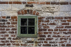 Brick house Royalty Free Stock Images