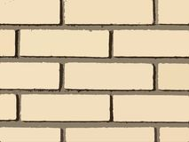 Brick Illustration Royalty Free Stock Images