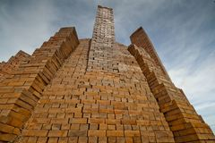 Brick kiln Stock Photos
