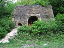Brick Kiln Royalty Free Stock Photo