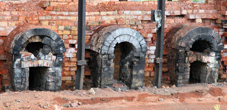 Kilns Royalty Free Stock Photo